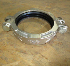 6 Gruvlok 7400ss Grooved Stainless Steel Coupling