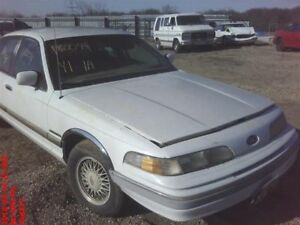 Automatic Transmission 10 3 Tail Shaft Aod Fits 90 92 Crown Victoria 258152