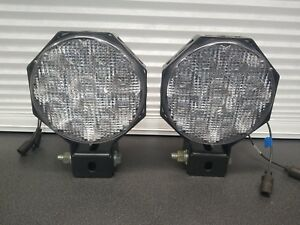 2 Pair Truck lite Led Lights Emitting Diode Lamp 07392 Military Vehicle