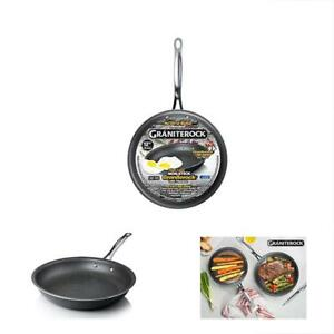 All Pans Graniterock Non stick No warp Mineral enforced Frying Pfoa free As On