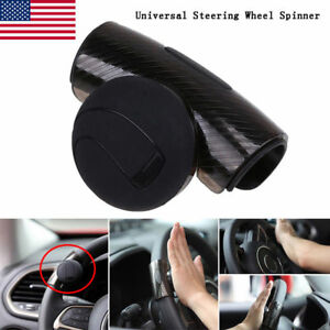 360 Steering Wheel Knob Ball Booster Auto Car Styling Handle Control Spinner
