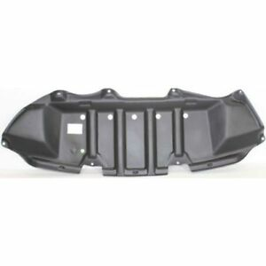 New To1228148 Front Lower Engine Splash Shield For Toyota Corolla 2009 2013 Fits 2010 Toyota Corolla