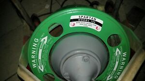 Spartan 100 Sewer Snake Drain Cleaning Machine