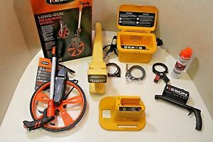 3m Dynatel 2273 Cable pipe fault Locator Set W Accessories 100 Tested