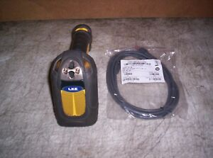 Lxe symbol Ls3408 er Extended Range Barcode Scanner W New Usb Cable Guaranteed