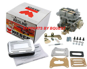 Redline Weber K 724 Honda Civic Cvcc Carburetor Kit 1979 1983 Manual Choke
