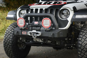 Arb 3450450 Classic Arb Stubby Bumper For 18 19 Jeep Wrangler Jl