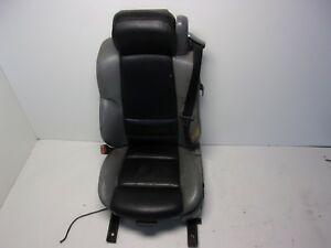 01 06 Bmw E46 325ci 330ci Convertible Front Left Seat W Display Oem Ma K