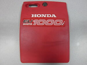 Oem Honda Eu1000i Generator Inverter Cover Mainte Panel Door 63151 zt3 c000