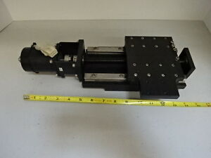Motorized Parker Positioning Linear Stage Heavy Item As Is tc 1