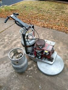 Floor Buffer Machine propane electric