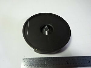 Microscope Part Accessory Metallograph Petrograph Stage Table As Is B ae 63
