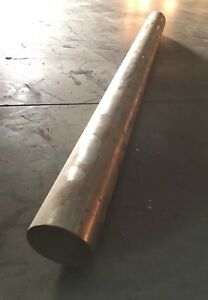 2 75 304 Stainless Steel Round Rod 41 25 Length