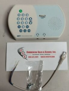 Curbell Remote Entertainment Station Wpa 4000 0001 For Hospital Nurse Call Use