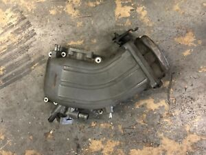 01 Ford Lightning Upper Intake Manifold With Throttle Body