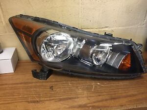 Honda Accord Rh Headlight Oem 2003 2004 2005 2006 2007