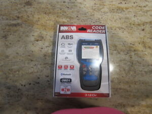 Innova 3120 Bluetooth Check Engine Code Reader Scan Tool With Abs Srs Batte