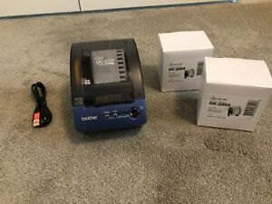Brother P touch Ql 550 Label Printer
