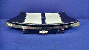 2010 2013 Chevy Camaro Ss Trunk Deck Lid Coupe Trunk Lid Wing Gm Nice Oem