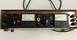 Working Vintage B k Precision 1602 High Voltage Power Supply Dynascan Corp
