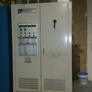 Inverpower Self Contained Rectifier Model Vec 480 750 400 480v 400kva 1000 Vdc