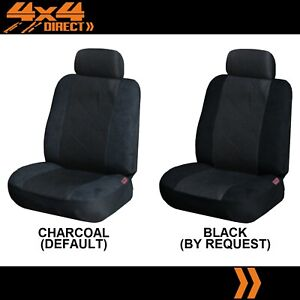 Single Jacquard Suede Seat Cover For Pontiac Fiero