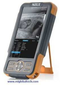 Siui Cts 800 Veterinary Ultrasound With One Probe Warranty Ask For Discount
