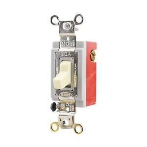 Hubbell Hbl1385i Toggle Switch