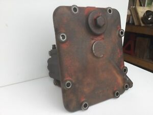 Original Ford Tractor Hydraulic Pump Assembly W relief Valve fits All 8ns 8n605a