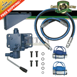 Remotekit02 New Single Hyd Remote Kit For Ford 5000 7000 5600 6600 7600
