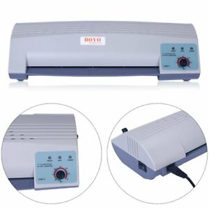 220v Home Office A4 Photo Cold And Hot Laminator Laminating Machine Hz