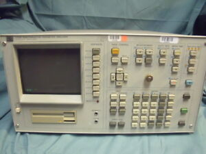 Hp 4145b Semiconductor Parameter Analyzer For Parts T13