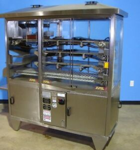 Lawrence Equipment Micro Combo Ii For Flour And Corn Tortilla Machine And Oven