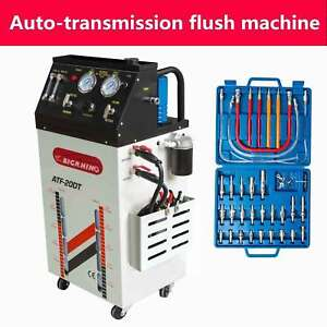 Transmission Fluid Oil Exchange Flush Cleaning Machine