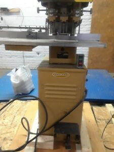 Challenge Model Eh3a 3 spindle Paper Drill
