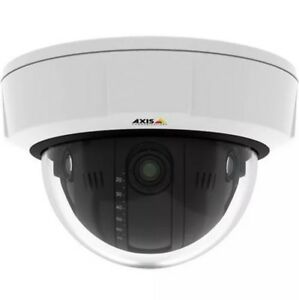 New Axis Communications Q3708 pve Vandal Resistant Outdoor Network Camera