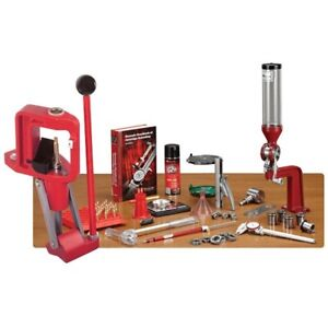 Hornady Lock-N-Load Classic Deluxe Single Stage Reloading Press Kit 085010