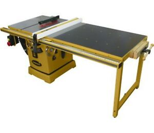 Powermatic 2000b Table Saw 3hp 1ph 230v With 50 accu fence Workbench Pm23150wk