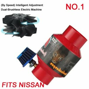 For Us Nissan Supercharger Turbo Charger Kit Electric Universal 12v Turbocharger