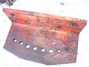 Vintage Ji Case 630 Row Crop Tractor swing Draw Bar Support Plate