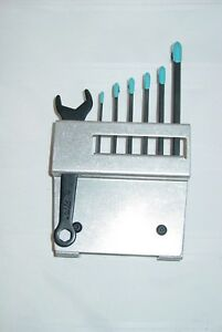 DILLON PRECISION 550B TOOLHOLDER WITH WRENCH SET 11541