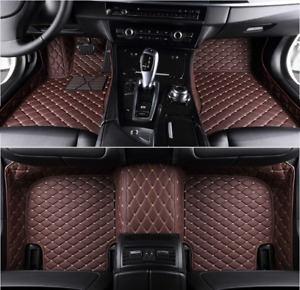 For Nissan Patrol 2011 2018 Car Floor Mats Waterproof Pads Carpets Auto Mats