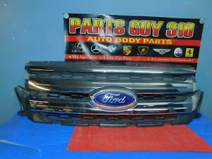 2012 2013 2014 Ford Edge Grille Oem Used