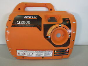 Oem Generac Iq2000 Inverter Generator Enclosure Side Cover Part 0k6622