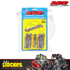 Arp Hex Head Stainless Intake Manifold Bolts Ford 302 351c Ar454 2004