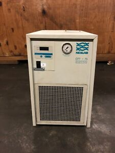 Neslab Cft 75 Refrigerated Recirculating Chiller warranty