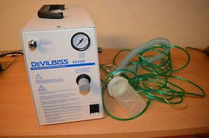 Devilbiss 8650d Heavy Duty Aerosol Air Compressor W Power Cord