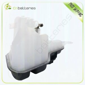 Radiator Coolant Fluid Overflow Bottle Tank Reservoir For 2003 Jaguar S Type