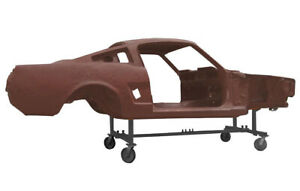 Auto Twirler Mustang Mobile Body Dolly Restoration Cart