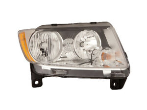 Jeep Grand Cherokee 2011 2012 Halogen Head Light Lamp Ch2503224 55079378ad Rh
